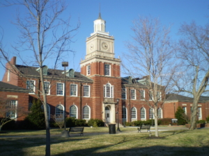Austin Peay State University Browning Building