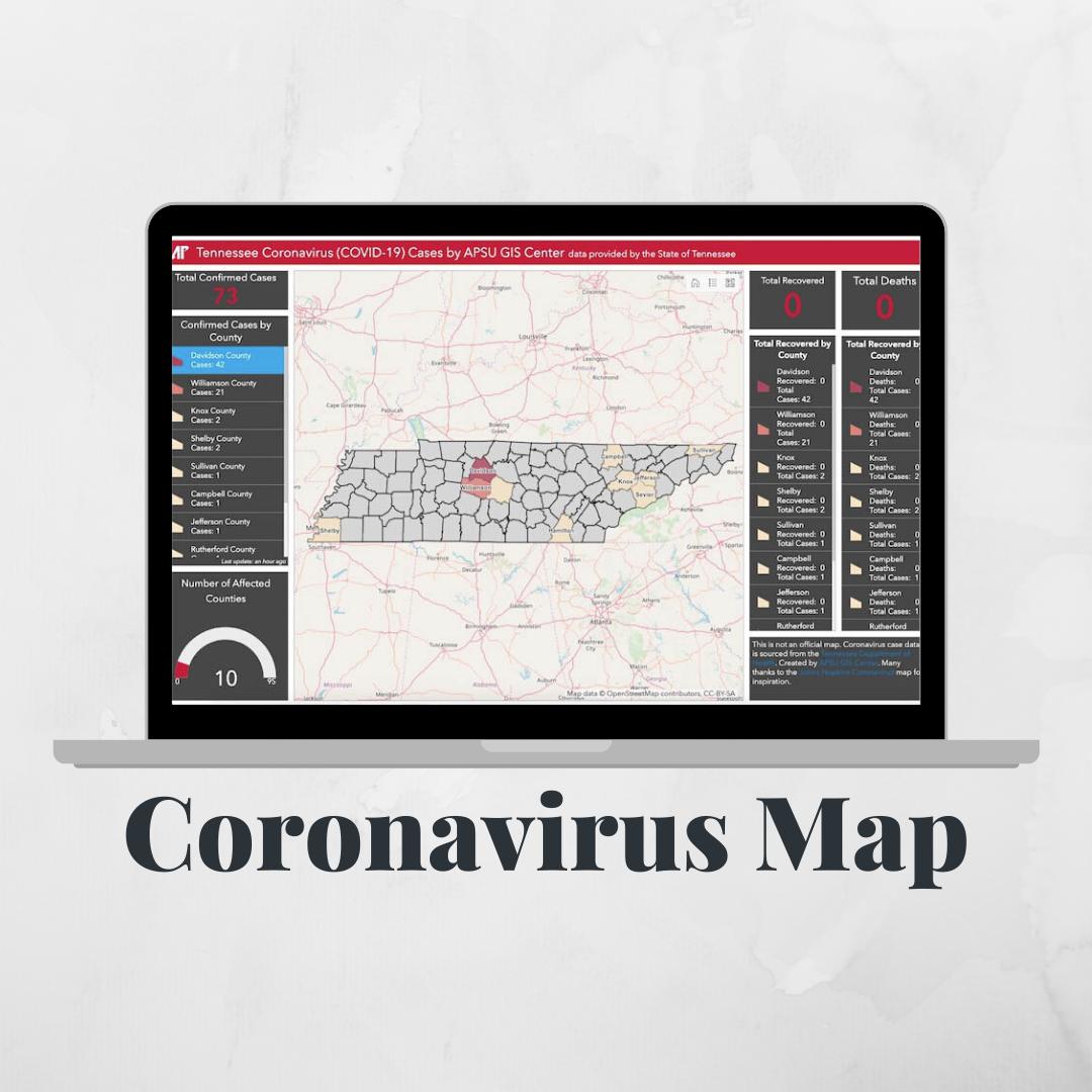 Coronavirus Map
